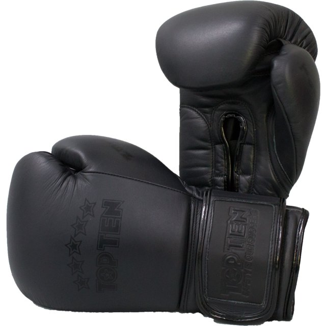 Boxhandschuh Back n Black 12oz