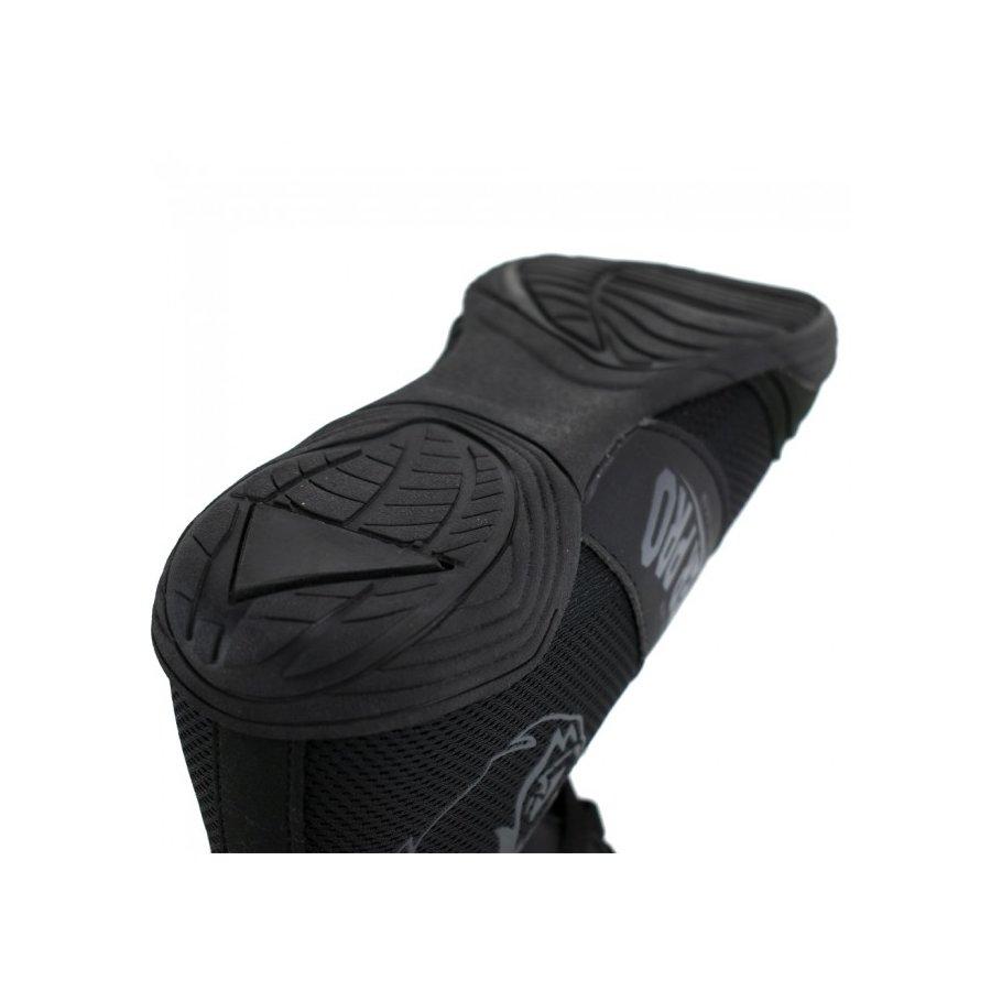 schwarz Speed 78 Super Pro Boxschuhe