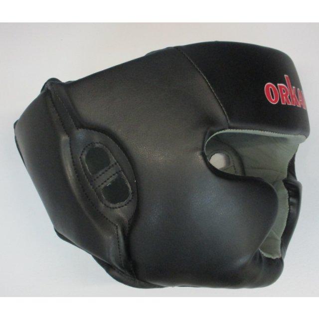 Orkan Kopfschutz Sparring Leder