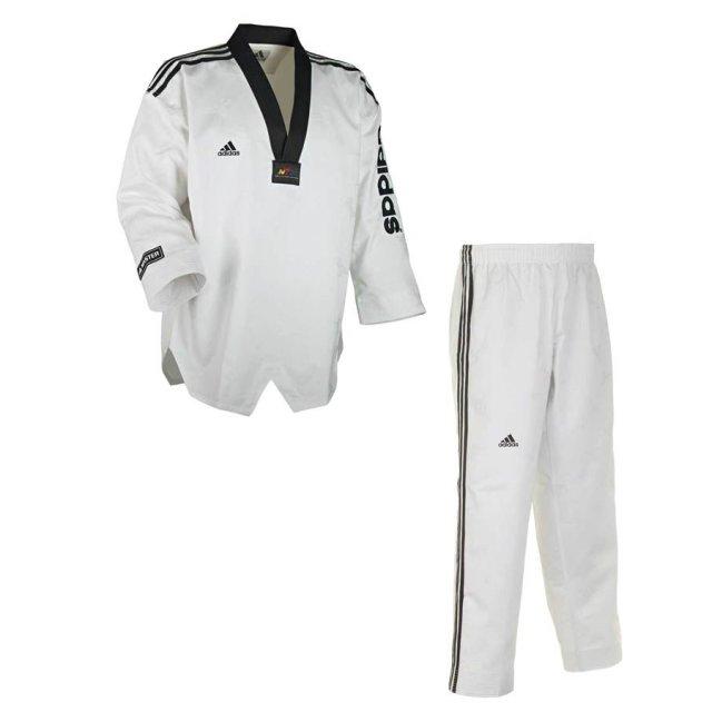 Adidas Supermaster II Taekwondo Anzug