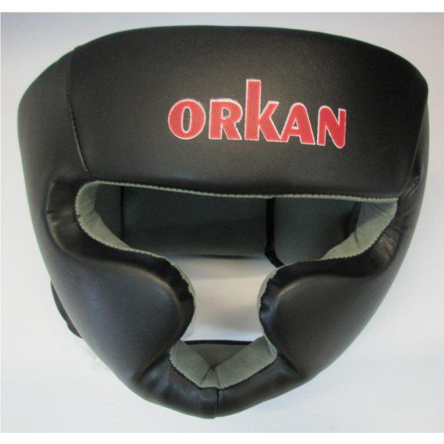 Orkan Kopfschutz Sparring Leder S