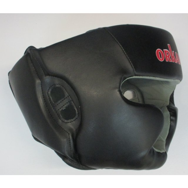 Orkan Kopfschutz Sparring Leder XL