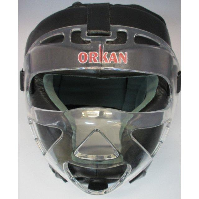 Orkan Kopfschutz mit Gesichtsmaske M