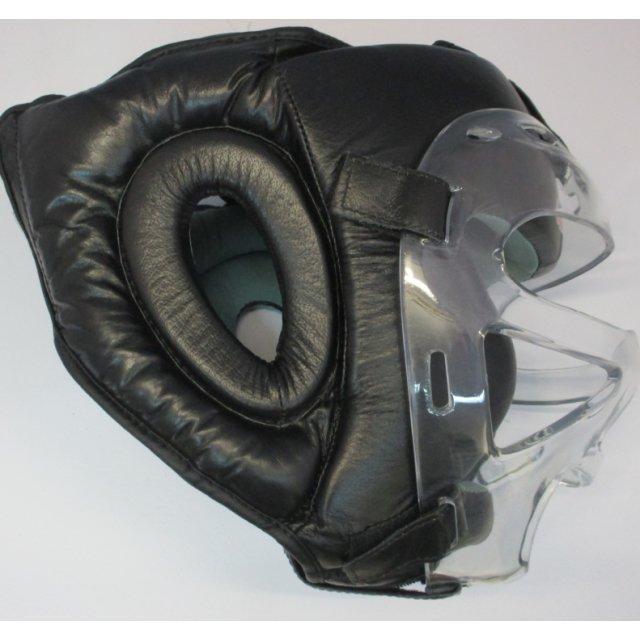 Orkan Kopfschutz mit Gesichtsmaske L