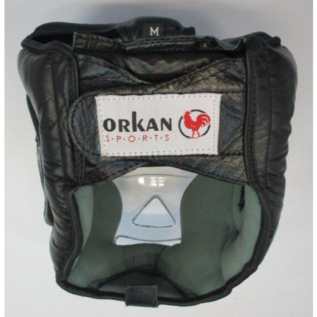 Orkan Kopfschutz mit Gesichtsmaske XL