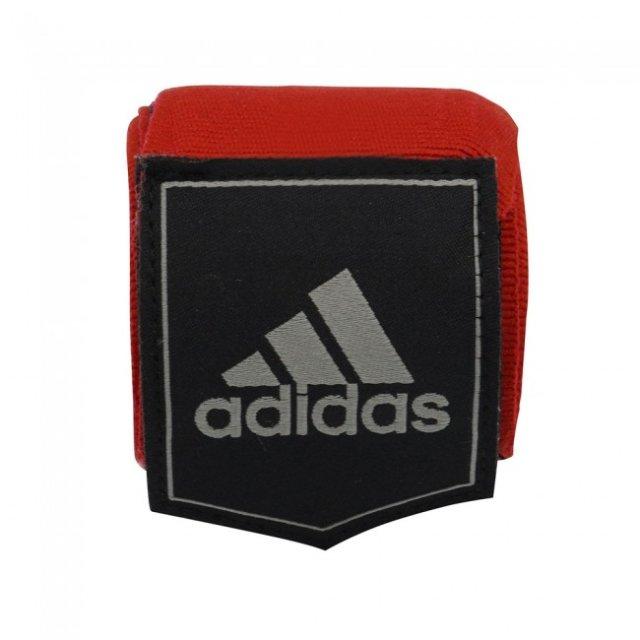Adidas Boxbandagen 2,55 m Rot