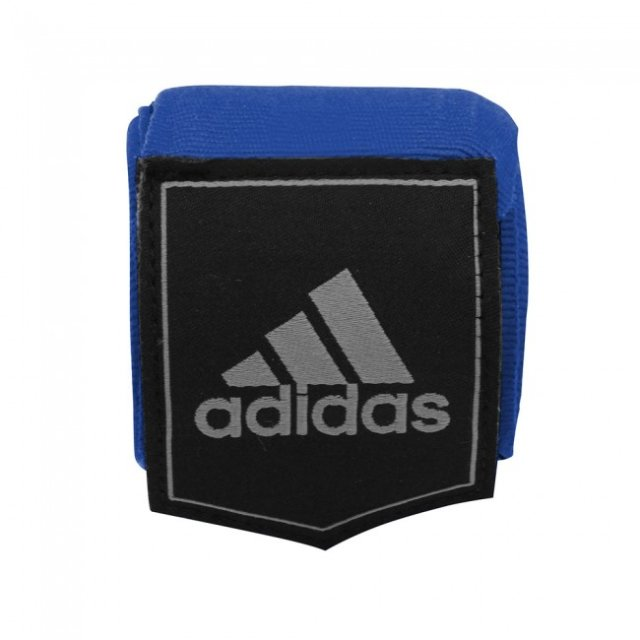 Adidas Boxbandagen 2,55 m Blau