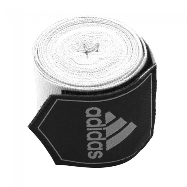 Adidas Boxbandagen 2,55 m Weiß