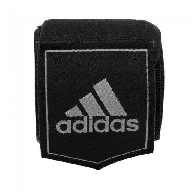 Adidas Boxbandagen 2,55 m Schwarz