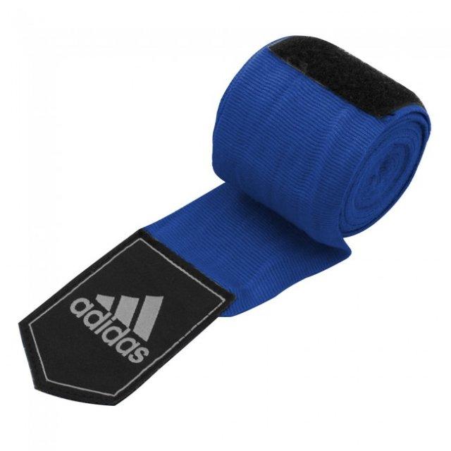 Adidas Boxbandagen 3,50 m Blau
