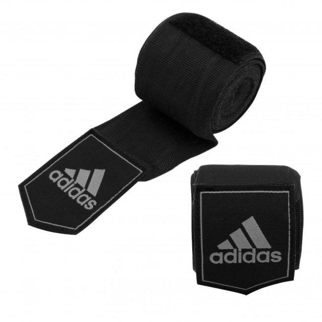 Adidas Boxbandagen 4,50 m Schwarz