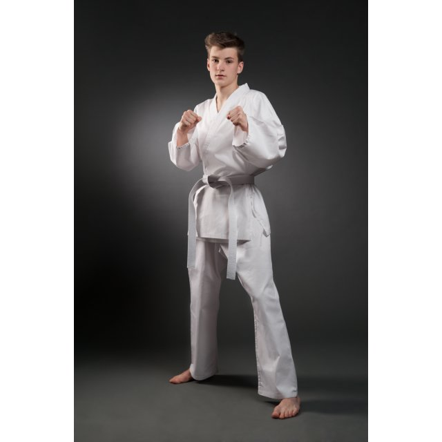 Karate Anzug Orkan weiß 100