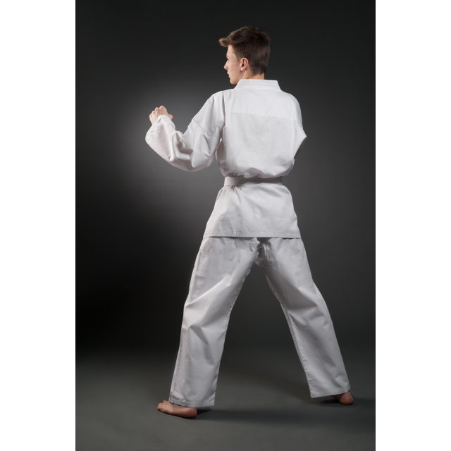 Karate Anzug Orkan weiß 120