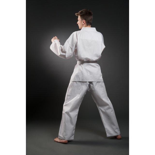 Karate Anzug Orkan weiß 140
