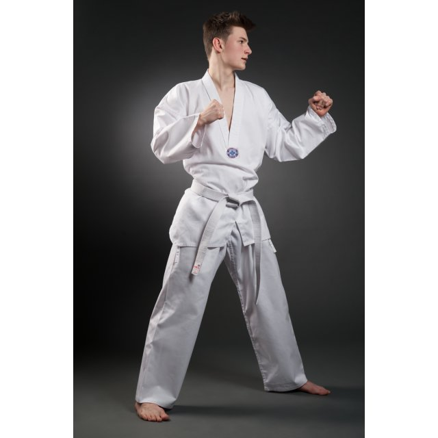 Orkan Taekwondo Anzug mit Rückendruck 120