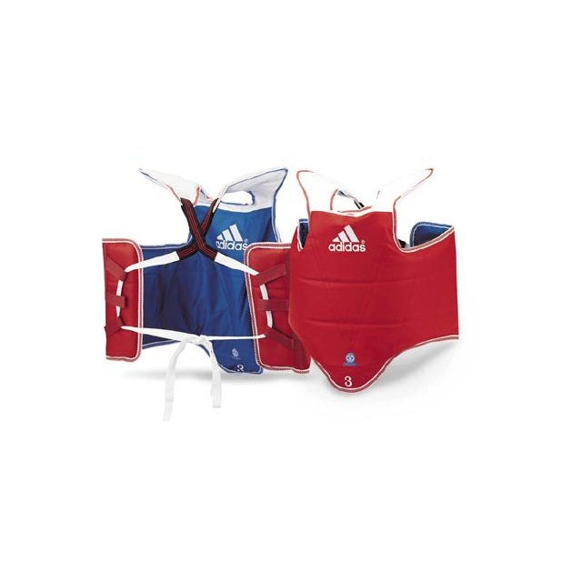 Adidas WTF Kampfweste Reversible S