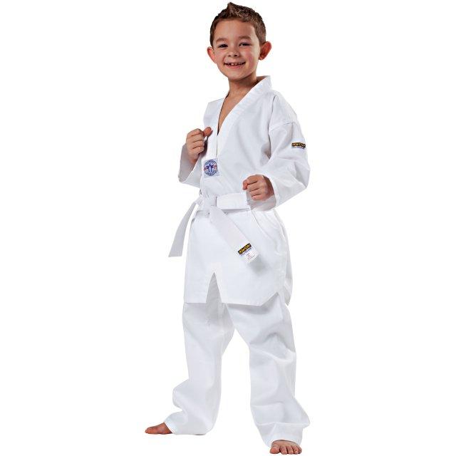 Kwon Taekwondoanzug Song 140 mit Druck