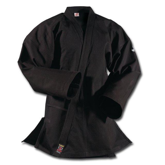 DANRHO Ju Jutsu Anzug Shogun Plus Schwarz 180