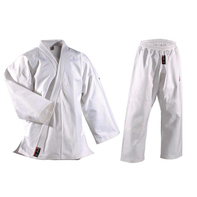 DANRHO Ju Jutsu Anzug Shogun Plus Weiß 200