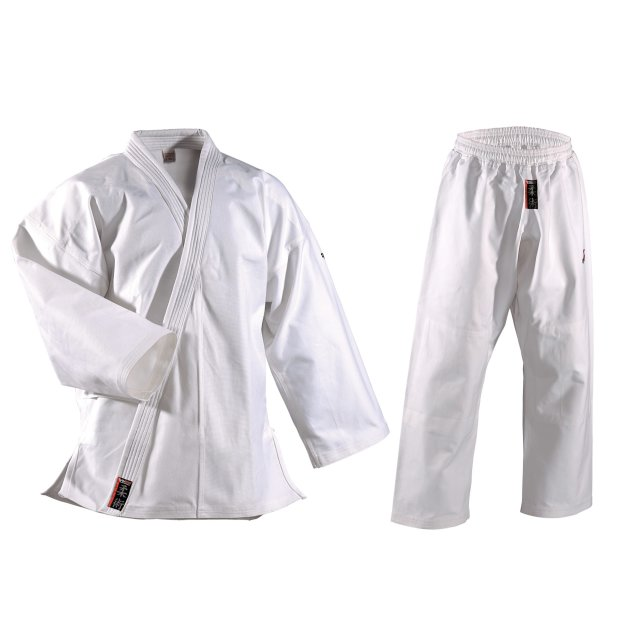DANRHO Ju Jutsu Anzug Shogun Plus Weiß 210