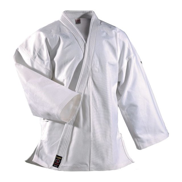 DANRHO Ju Jutsu Anzug Shogun Plus Weiß 175