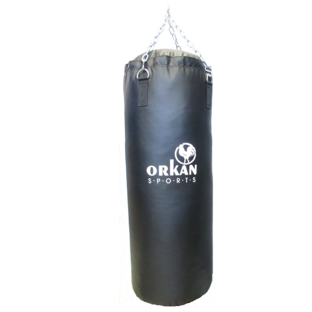 Orkan Sandsack schwarz ungefüllt 180