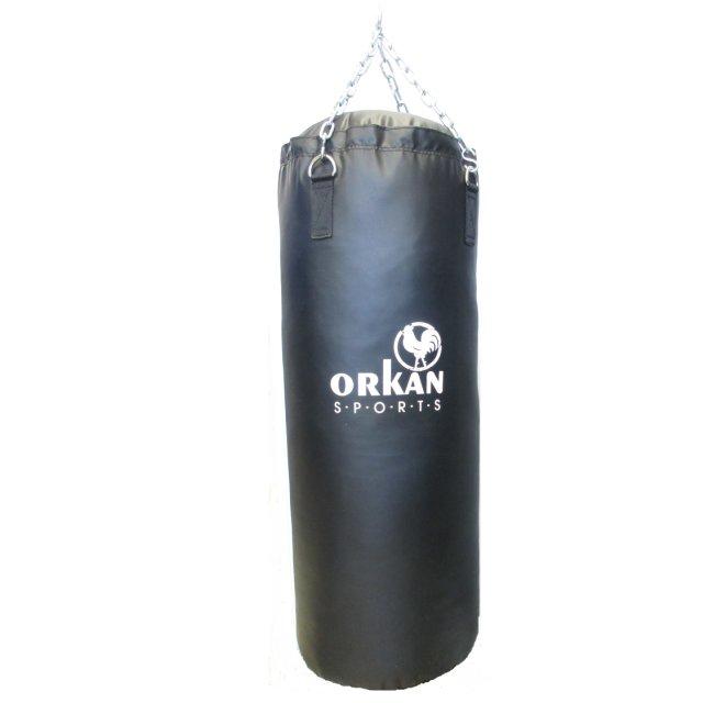 Orkan Sandsack schwarz gefüllt 120
