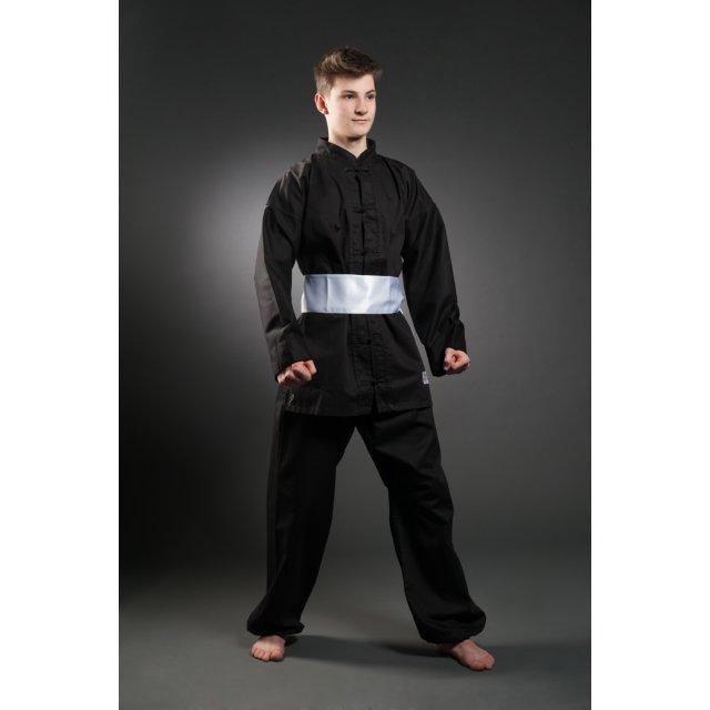 Orkan Kung Fu Anzug schwarz 150
