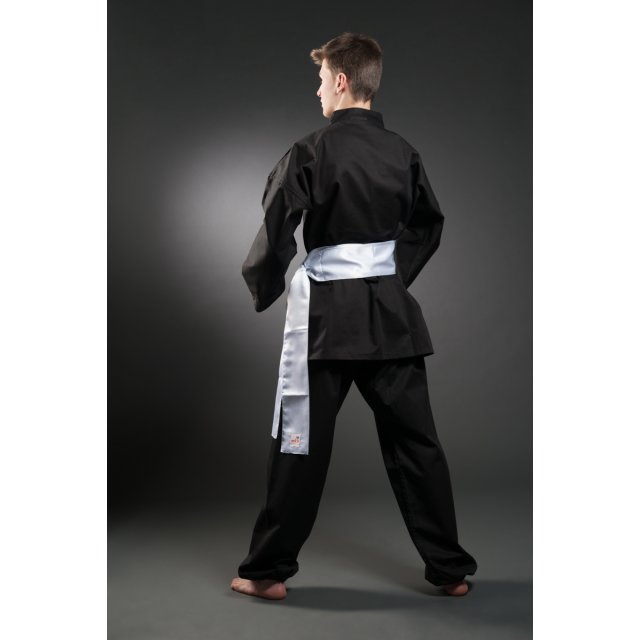 Orkan Kung Fu Anzug schwarz 190