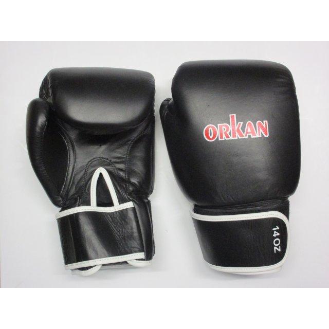 Orkan Boxhandschuhe Leder Thai Box Training 14oz