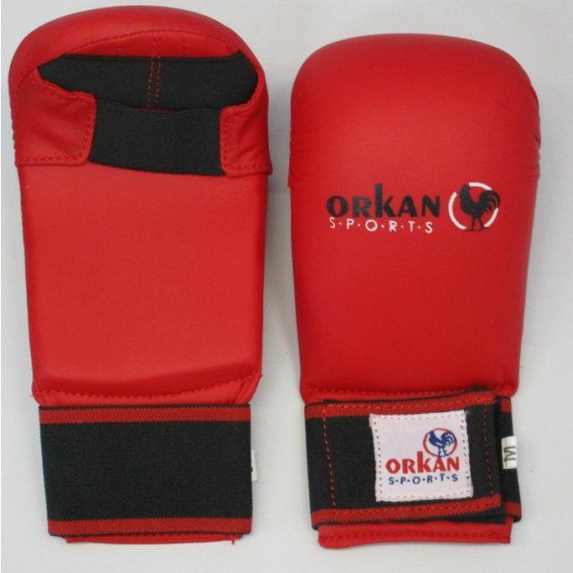 Orkan Karatehandschutz Iadro M rot