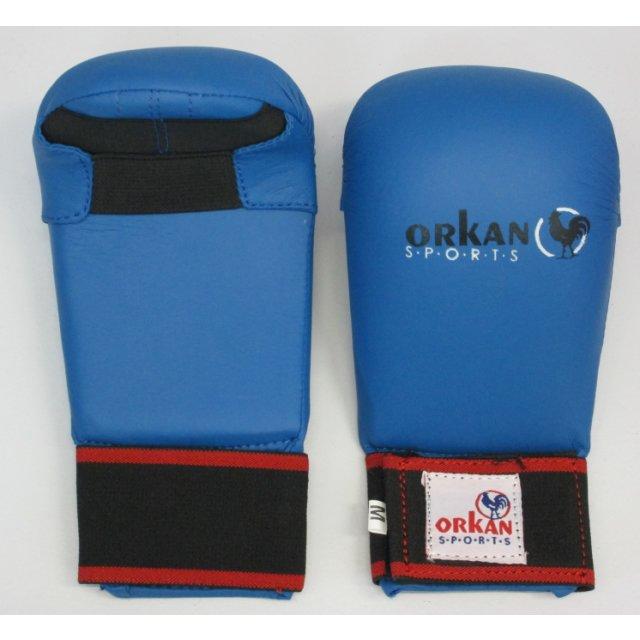 Orkan Karatehandschutz Iadro XS blau
