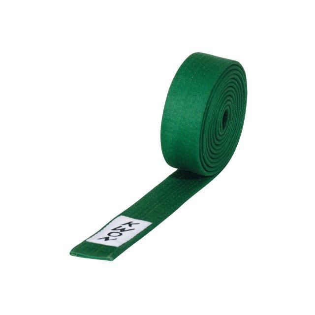 KWON Budogürtel 200 grün