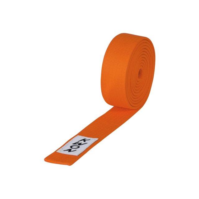 KWON Budogürtel 280 orange