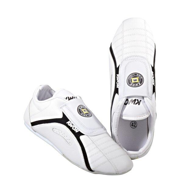 KWON Trainingsschuh Kick Light Weiß 41