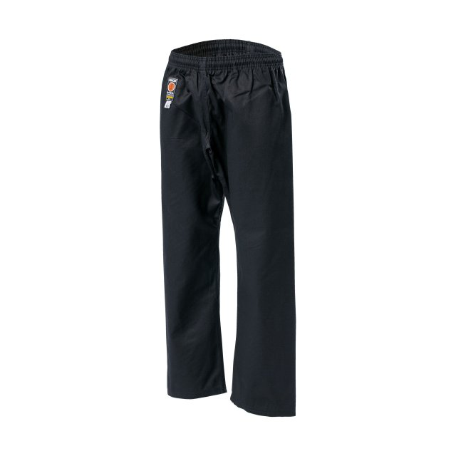 Karatehose Traditional 8oz 140 Schwarz