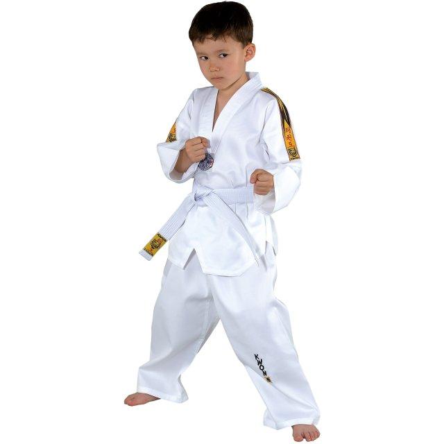 Kwon Taekwondo Anzug Tiger 100