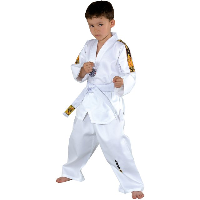 Kwon Taekwondo Anzug Tiger 140