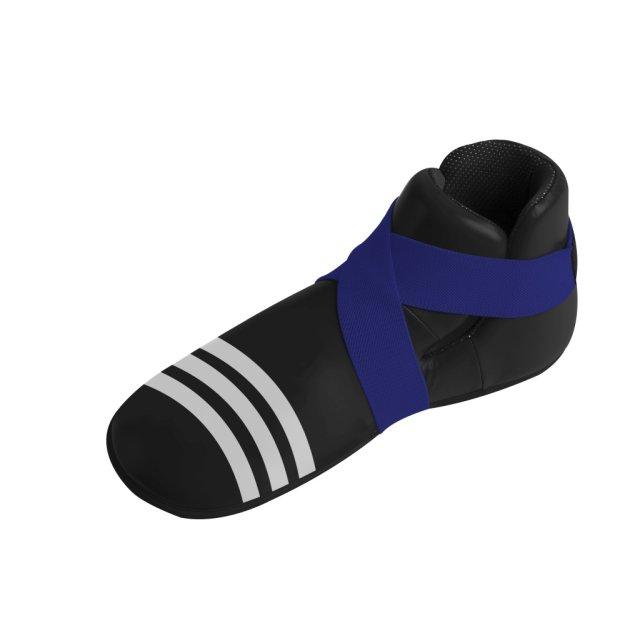 Super Safety Kicks Schwarz/Blau XS