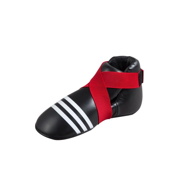 Super Safety Kicks Schwarz/Rot S
