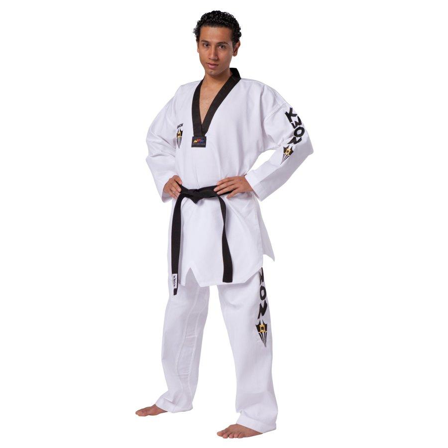 kwon starfighter mit schwarzem revers 200 1007200. Black Bedroom Furniture Sets. Home Design Ideas