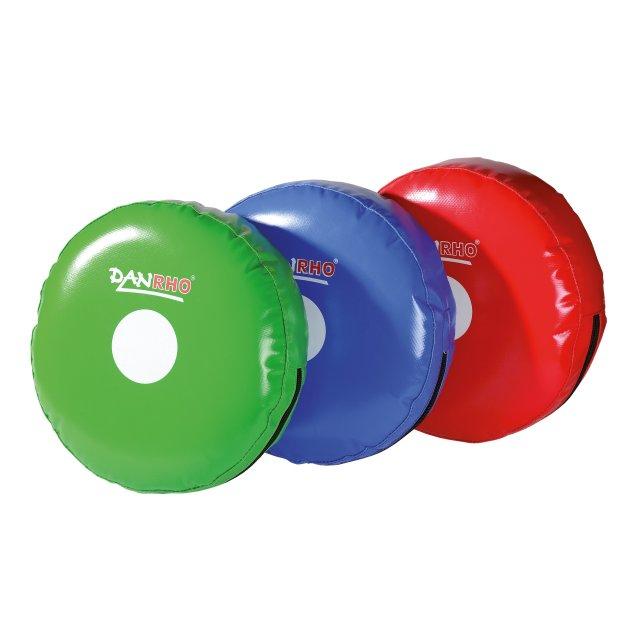 Dojo-Line Junior Target in 3 Farben grün