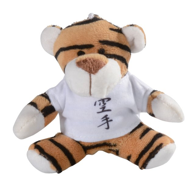 Mini-Tiger Schlüsselanhänger