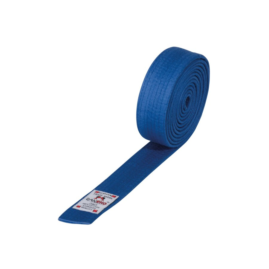 Danrho Judo Ju Jutsu G Rtel 4 Cm Breit Blau 240 Kwon