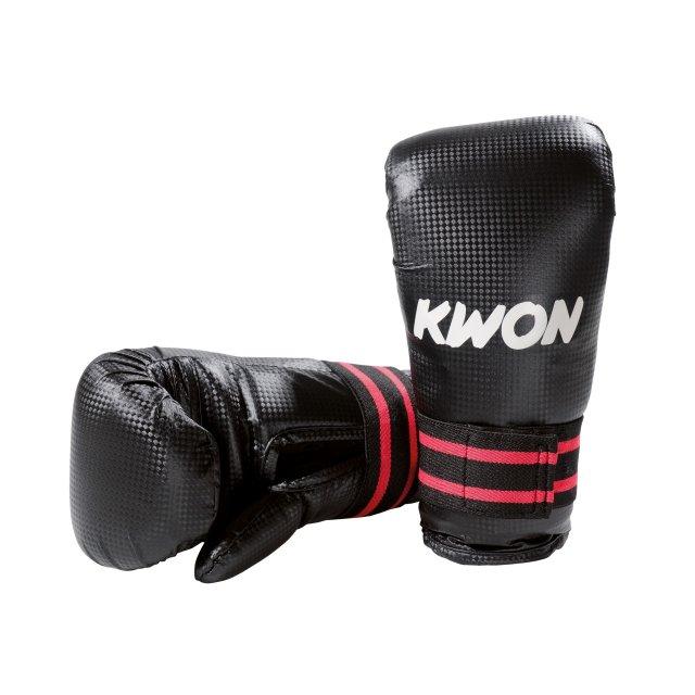 KWON Handschutz Semi-Tec S schwarz