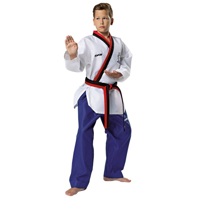 Kwon Poomsae Taekwondo Anzug weiss günstig kaufen   BOXHAUS