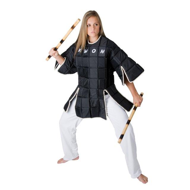 Körperschutzwesten für Taekwondo, Kung Fu, Wushu, Krav Maga