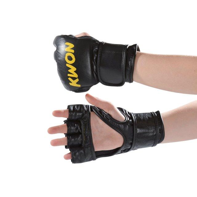 KWON MMA Handschuh Leder: : Sport & Freizeit